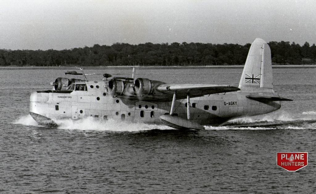 Sunderland Mk 3 G-AGKY